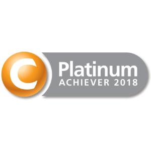 Choice award for reaching platinum mortgage broker status