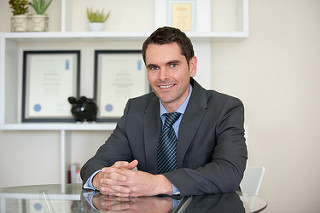 Jamie Moore. Mortgage broker and owner of Pass Go Home Loans Noosa